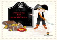 Piratas en la biblioteca