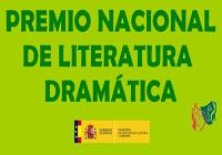 Premio Nacional de Literatura Dramática