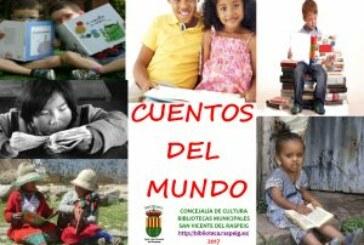 Nueva guía de lectura infantil: Cuentos del mundo