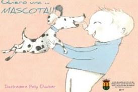 Nueva guía de lectura infantil: ¡Quiero un mascota!