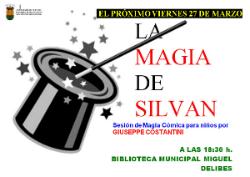 La magia de Silvan3