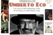 Muere Umberto Eco