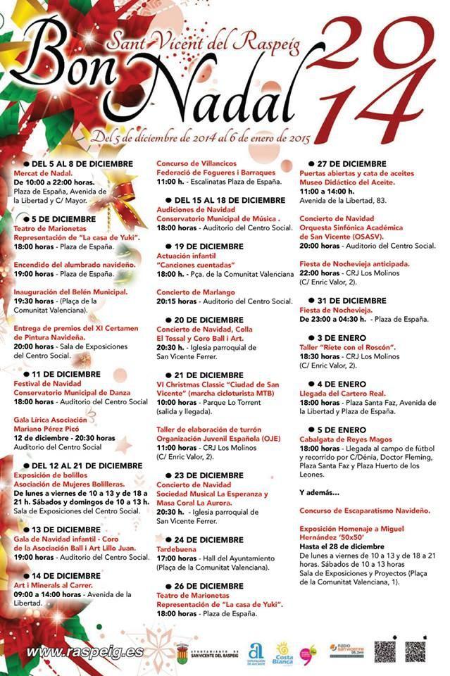 Navidad-San-Vicente-del-raspeig-cartel