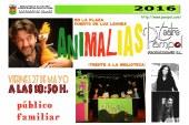 Teatro: Animalias
