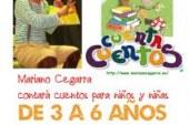 "Cuentacuentos: ""Mariano Cegarra"""