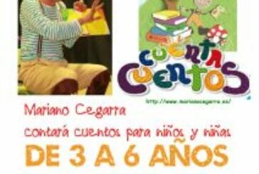 Cuentacuentos: «Mariano Cegarra»
