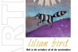 Exposición de pintura de Lilian Bird