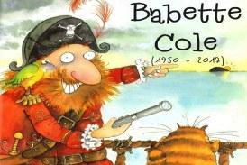 Babette Cole: 1950-2017