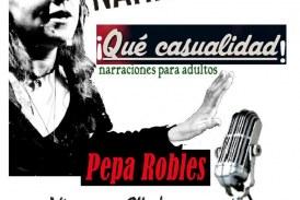 """Narraciones para adultos: """"¡Qué casualidad!"""" por Pepa Robles"""
