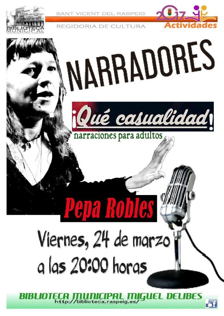 Pepa Robles
