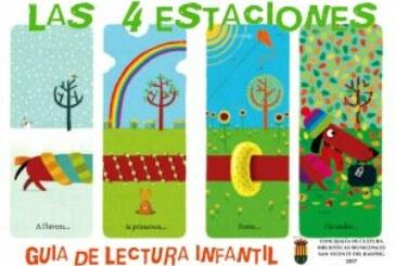 Nueva guía de lectura infantil: Las cuatro estaciones