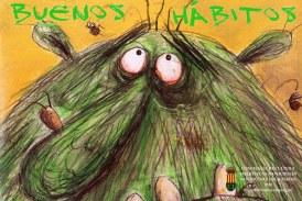 Nueva guía de lectura infantil: Buenos hábitos