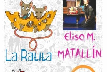 Cuentacuentos para niños de 2 a 5 años: La Ratita