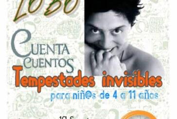 Cuentacuentos para niños de 4 a 11 años: Tempestades invisibles