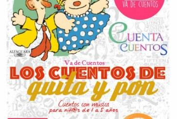 Cuentacuentos para niñ@s de 1 a 5 años: Los Cuentos de quita y pon
