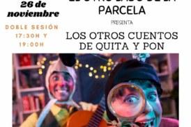 Al Otro Lado De La Parcela presenta: Los Otros Cuentos de Quita y Pon